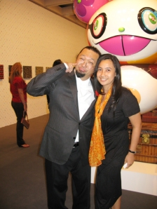Takashi Murakami, Rustika Herlambang, Passion for creation