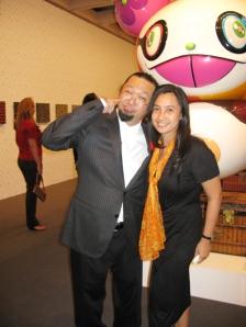Takashi Murakami, Rustika Herlambang, Passion for creation